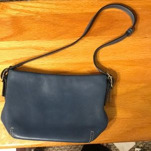 Small blue purse - PLEASE READ FULL DESCRIPTION